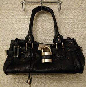"CHLOE' ""Paddington"" designer-type bag"